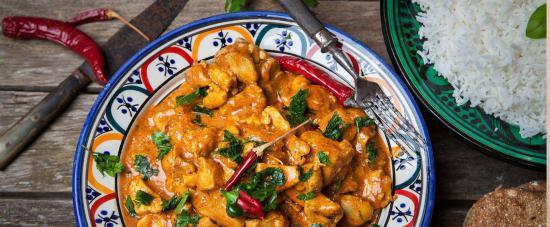 More food at Pakka an Indian Restaurant & Takeaway in Cambridge